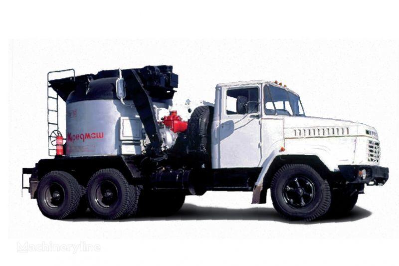 другая спецтехника КРАЗ 65055 КДМ 1502 Котел для литого асфальта