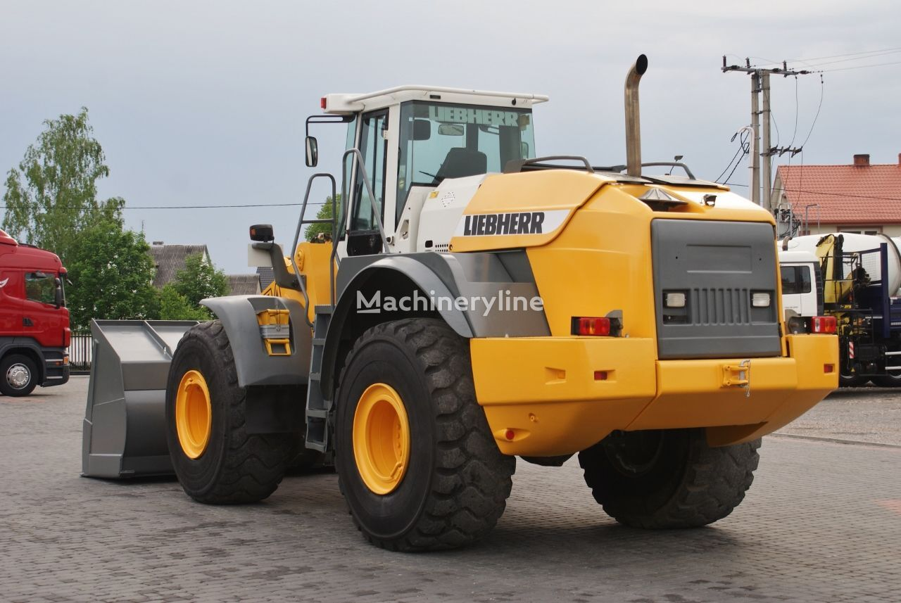 фронтальный погрузчик LIEBHERR L 574 2plus2 *Air Condition * Electric Weight * Camera * 2006 *