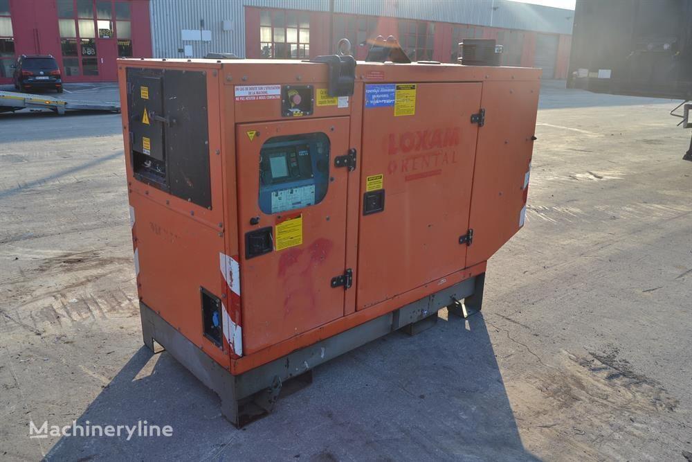 генератор SDMO J66