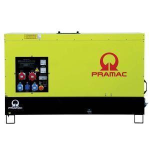 компрессор PRAMAC GBW35Y