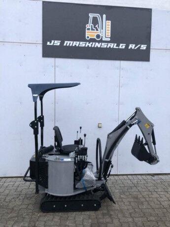 мини-экскаватор Minigraver MB 1500