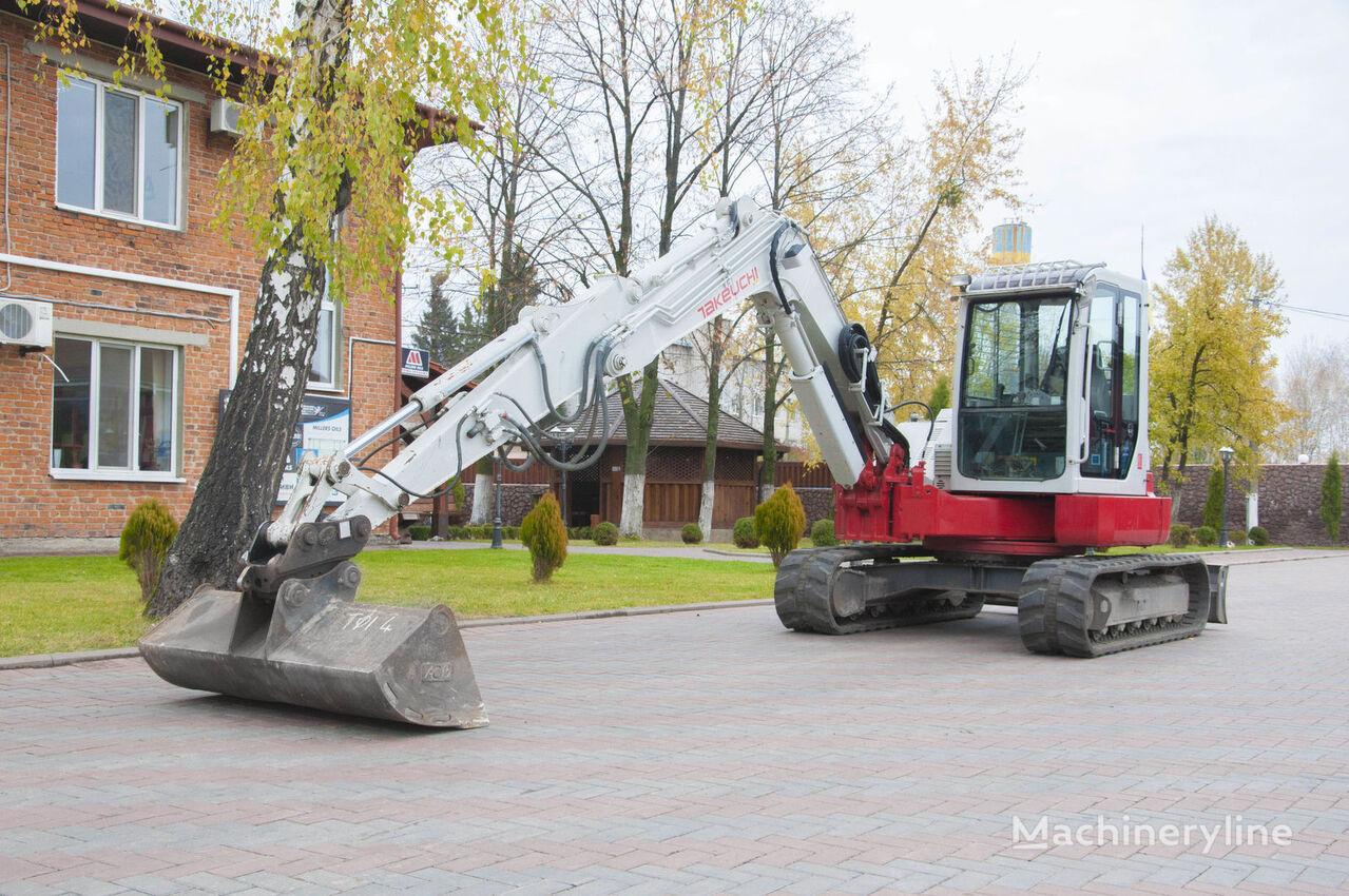 мини-экскаватор TAKEUCHI TB 180 FR