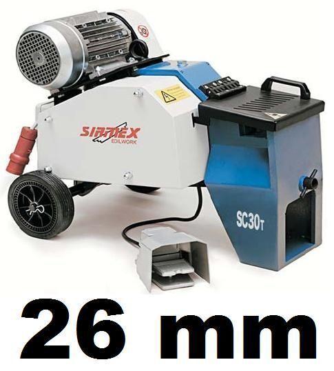 новый станок для арматуры SIRMEX SC30 T