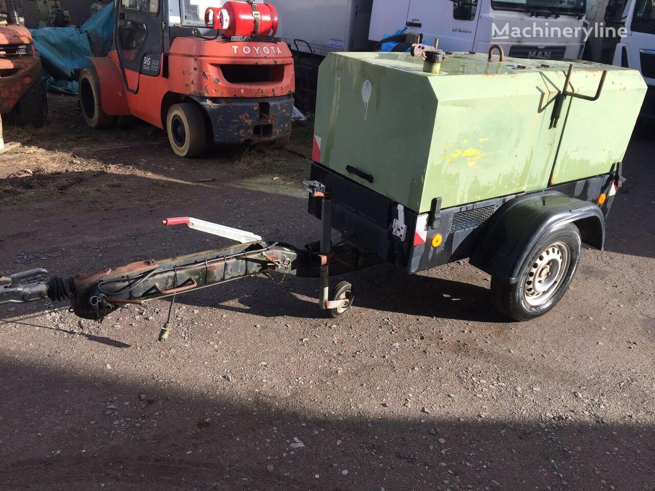 сварочное оборудование Vietz GDv 320 - H Hatz Diesel