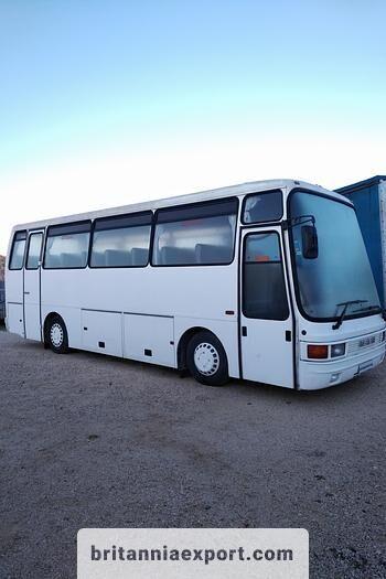 туристический автобус MAN 10.150 left hand drive 6 cylinder manual pump 38 seats