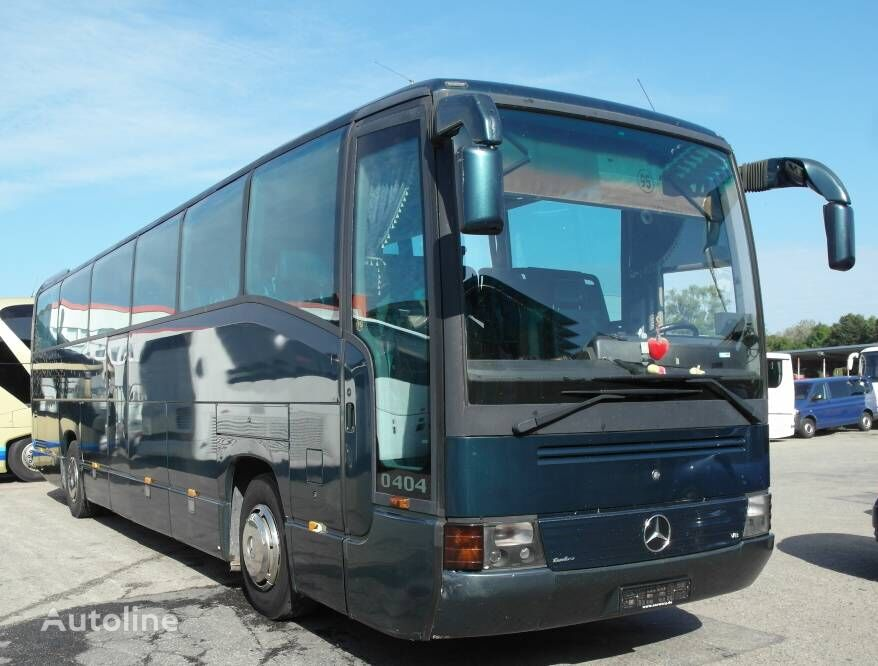туристический автобус MERCEDES-BENZ 404-15 RHDL/51 Sitze/ 6 Gang EPS / TV/ WC/ V 8 Motor/