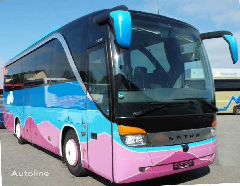 туристический автобус SETRA S 411 HD/39 Sitze/EURO 4/WC/6 Gang/Tourino/Küche