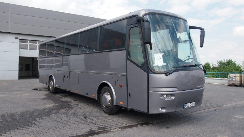 туристический автобус BOVA Futura