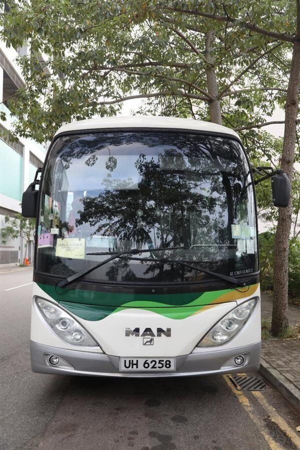 туристический автобус MAN