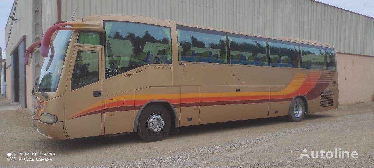 туристический автобус MAN IRIZAR