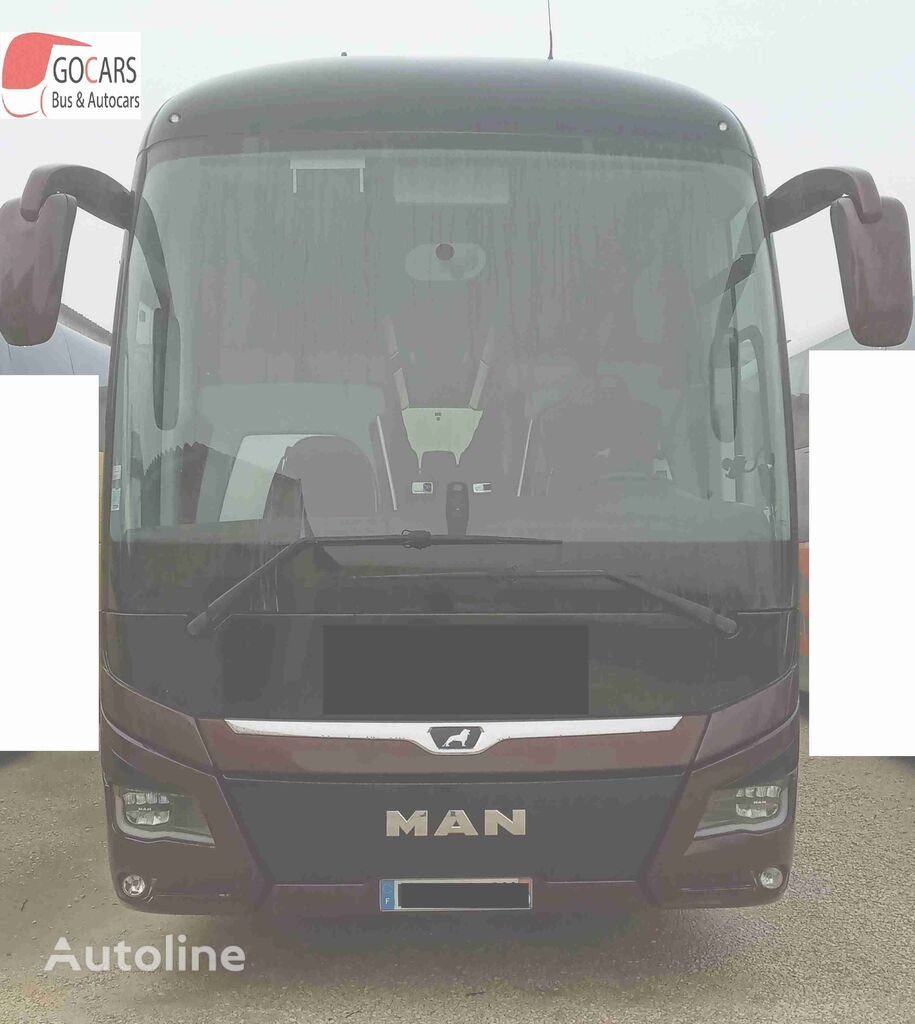 туристический автобус MAN LION COACH C