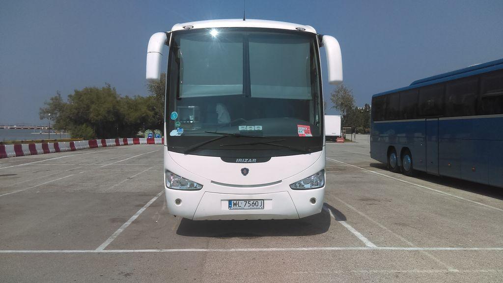 туристический автобус SCANIA Irizar
