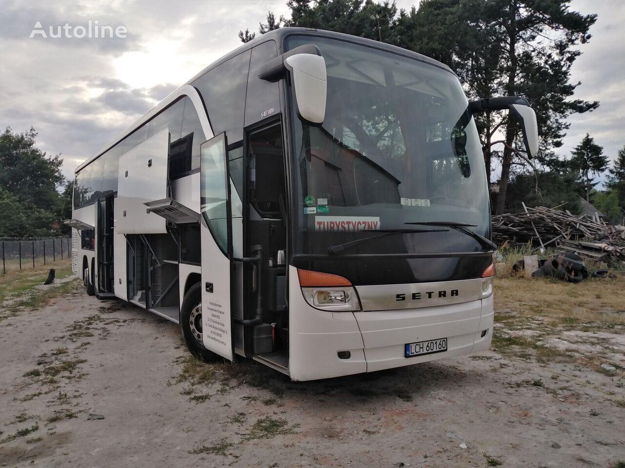 туристический автобус SETRA 417 HDH