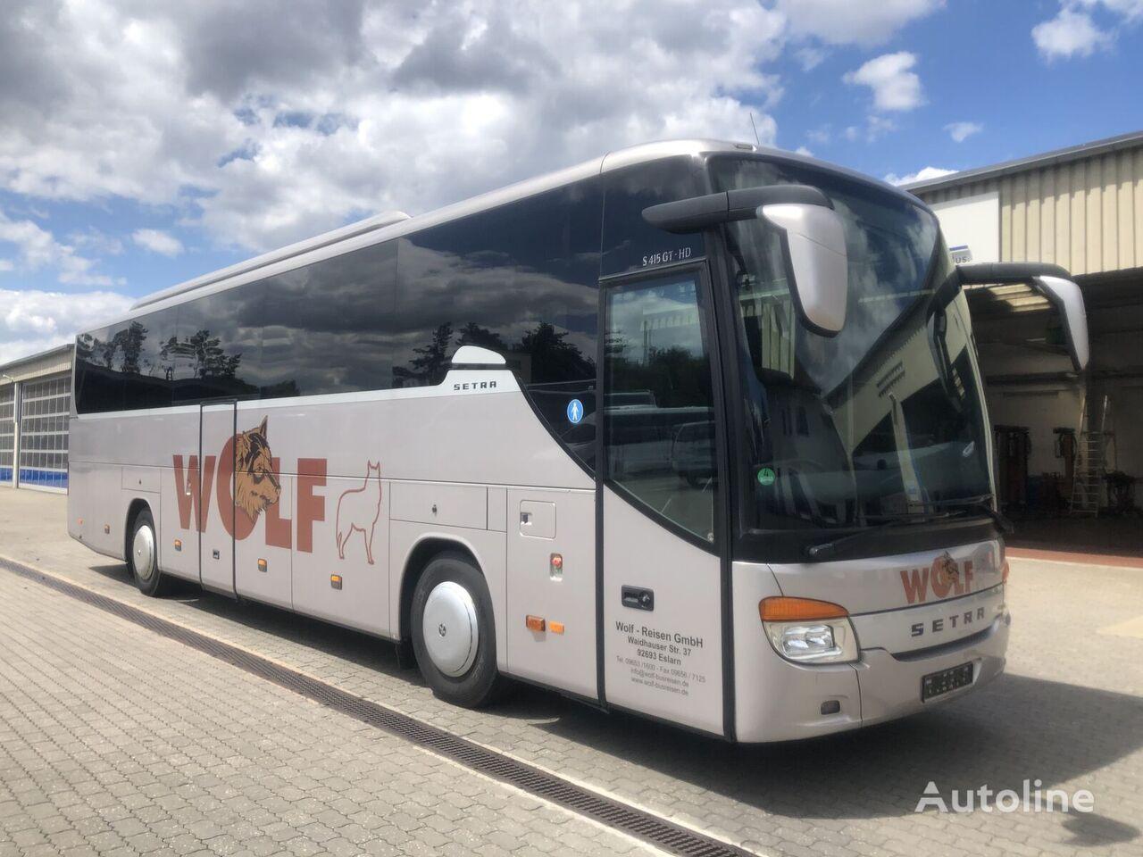 туристический автобус SETRA S 415 GT-HD