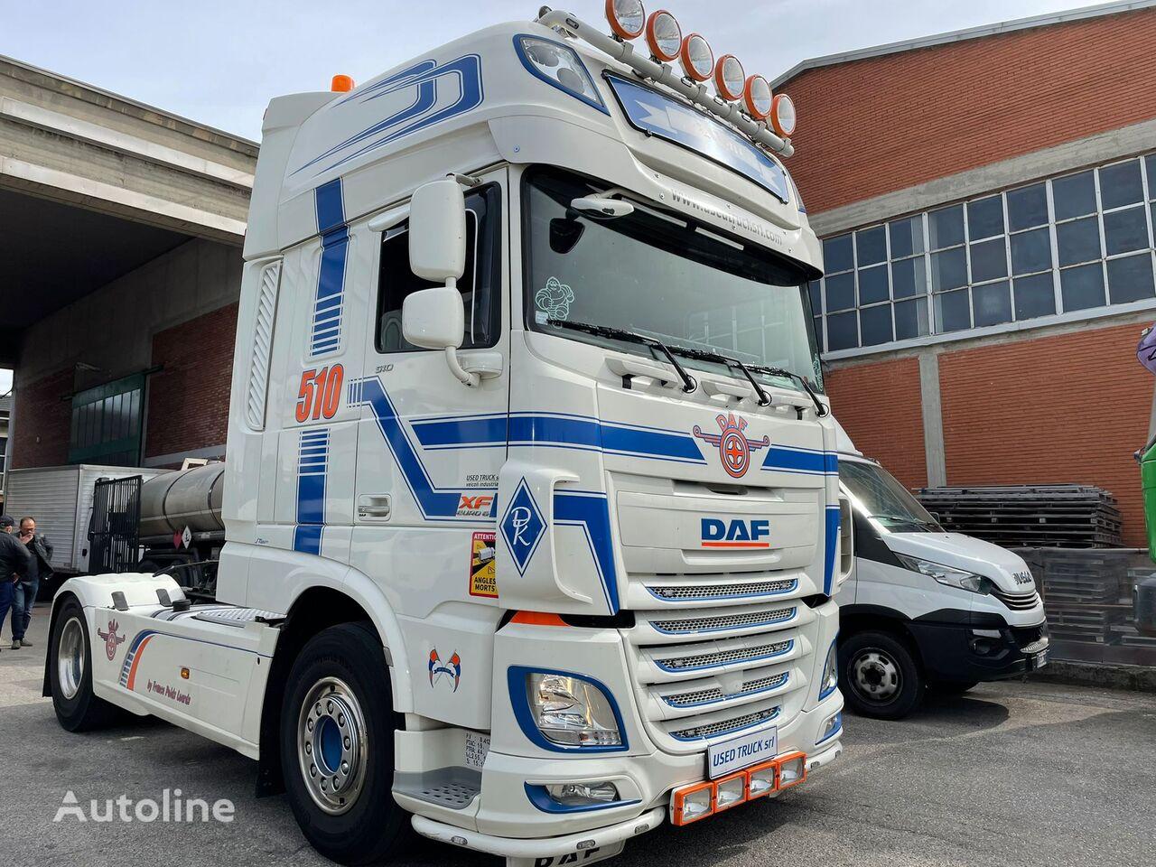 тягач DAF DAF XF105-510