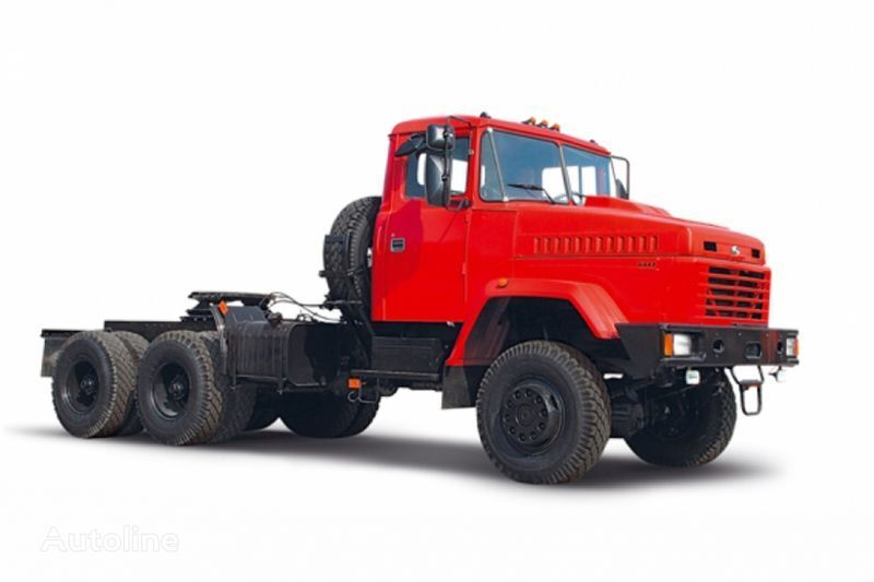 тягач КРАЗ 6443