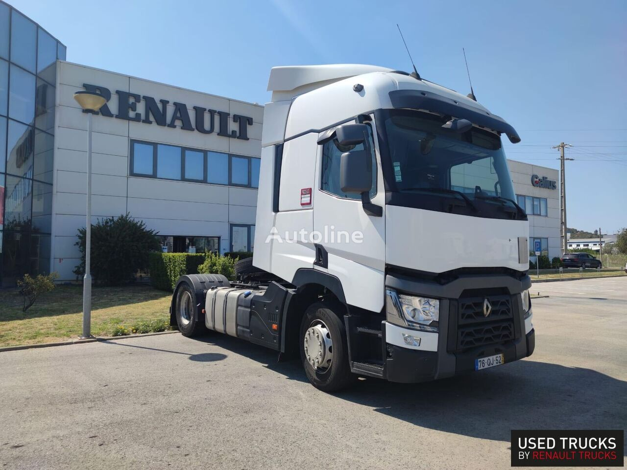 тягач RENAULT Trucks T  460