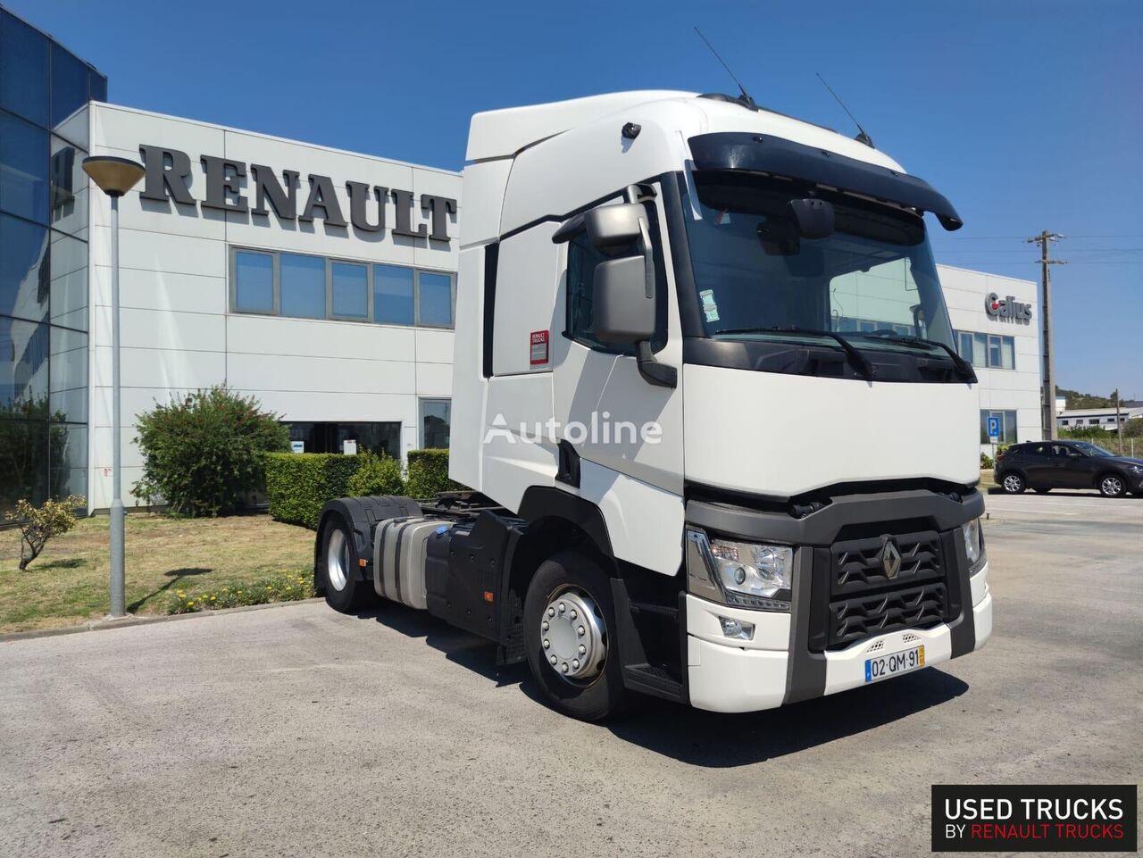 тягач RENAULT Trucks T 480