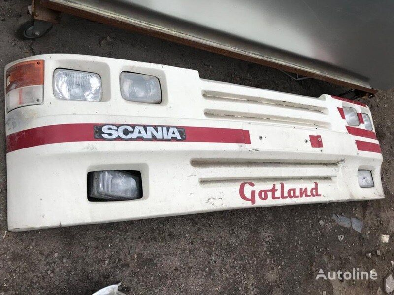 бампер для автобуса Scania Volvo