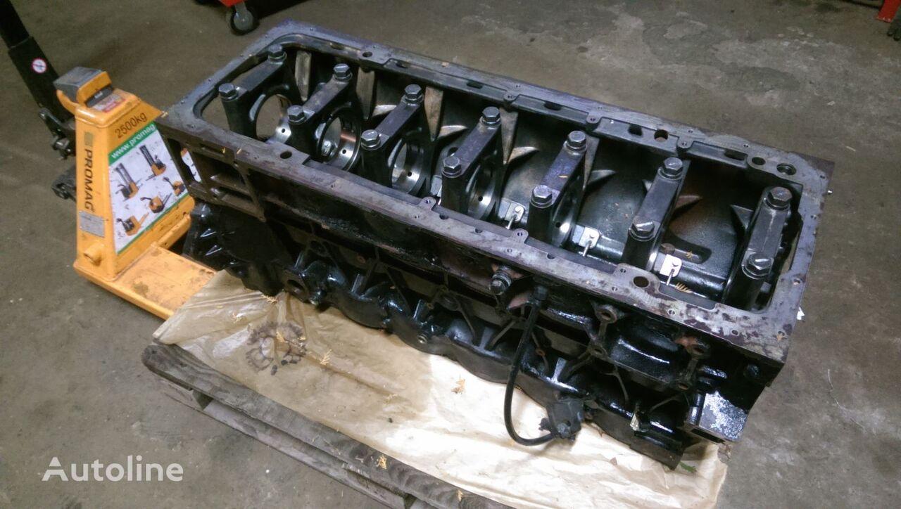 блок цилиндров MAN Biturbo Euro6 CrankCase Euro6 TGS Euro 6 для грузовика MAN TGS