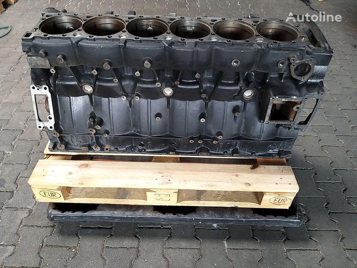 блок цилиндров MAN D3876 (51.01100-6416) для грузовика MAN TGX