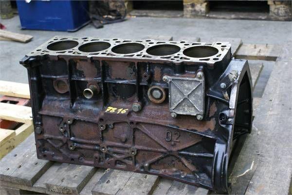 блок цилиндров MERCEDES-BENZ OM 612 981 для генератора MERCEDES-BENZ OM 612 981