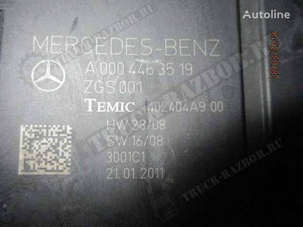 блок управления для тягача MERCEDES-BENZ