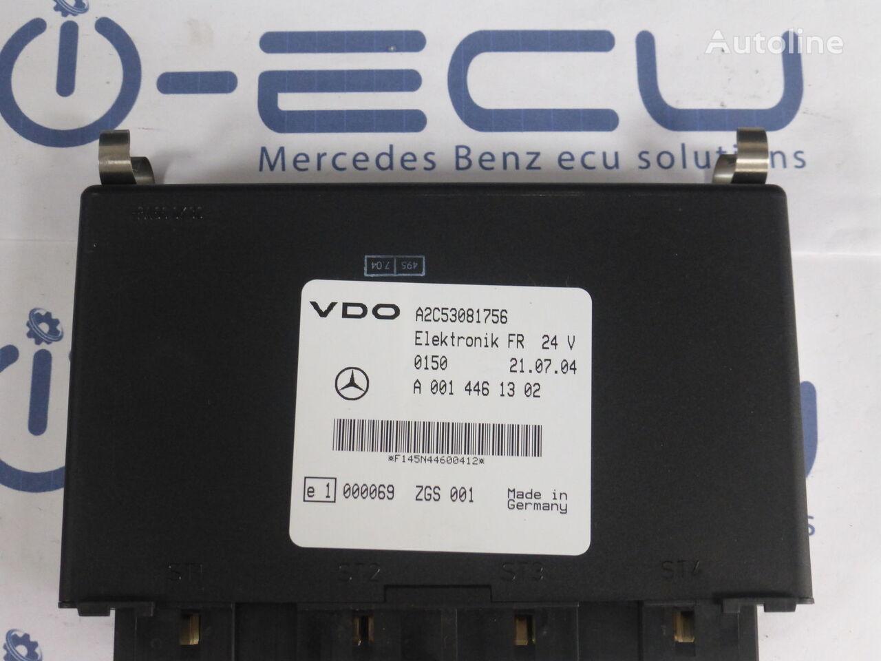 блок управления (FR A0014461302) для грузовика MERCEDES-BENZ ACTROS