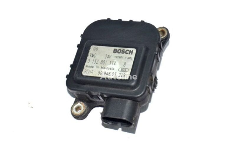 блок управления BOSCH Регулятор положения створок подогревателя салона для грузовика DAF XF95/XF105 (2001-)
