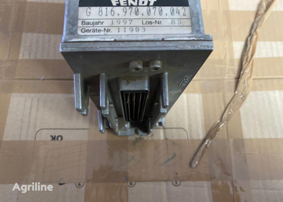 блок управления G 816.970.070.042 для трактора FENDT