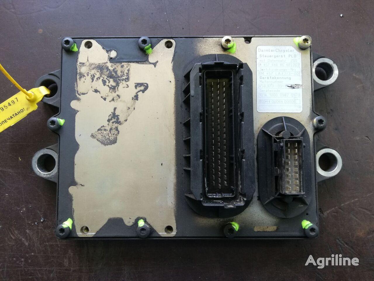 блок управления MERCEDES-BENZ для зерноуборочного комбайна CLAAS Jaguar