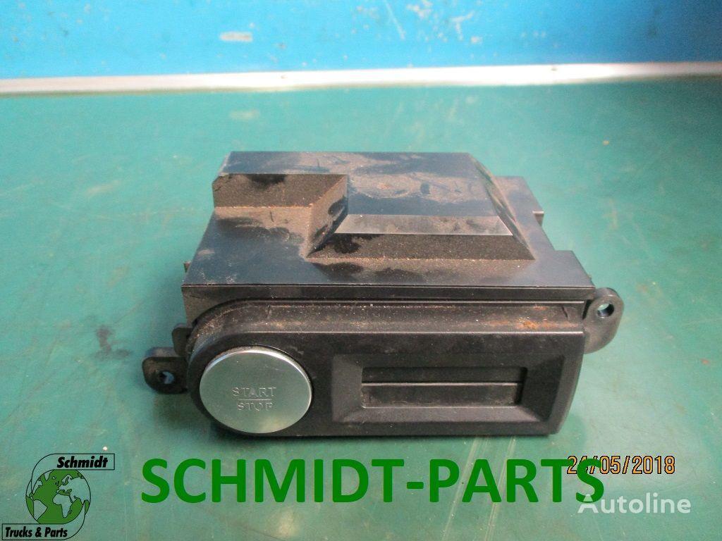 блок управления MERCEDES-BENZ A 000 446 35 08 Electronisch Contactslot (A0004463508) для грузовика