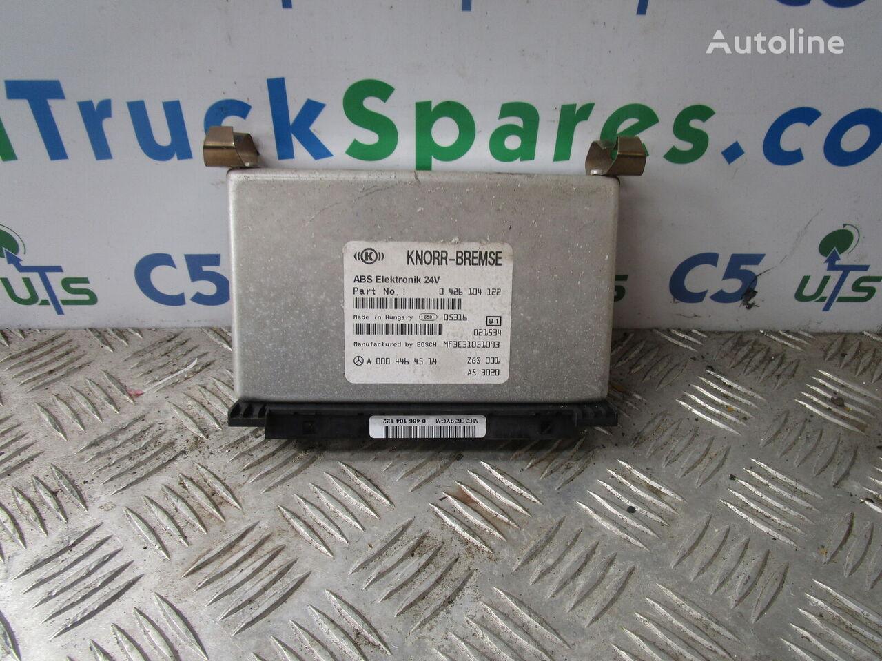 блок управления MERCEDES-BENZ ABS ECU P/NO (A0004464514) для грузовика MERCEDES-BENZ AXOR