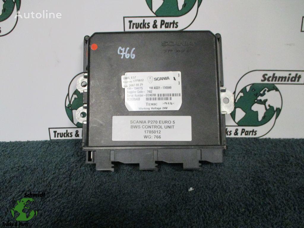 блок управления SCANIA /1745949 BWS E57 MODULE (1785012) для грузовика