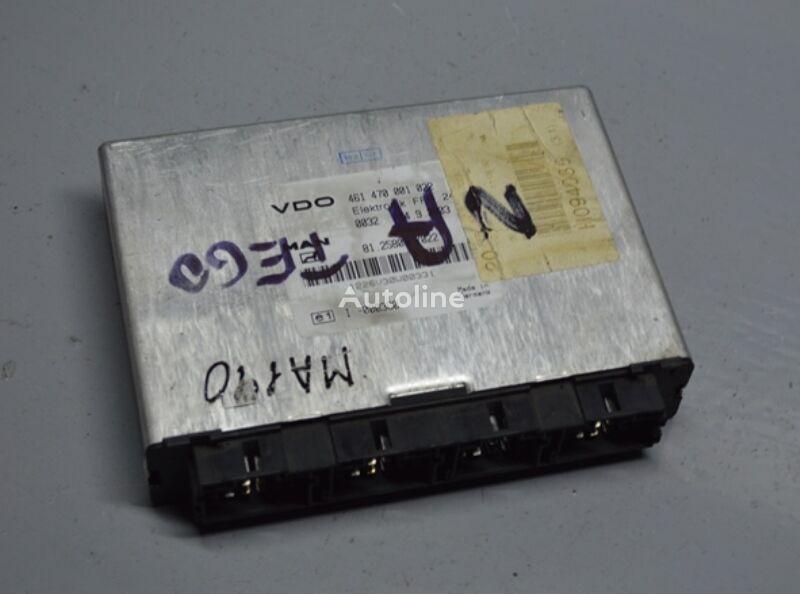 блок управления VDO TGA 18.410 (01.00-) (461470001022) для грузовика MAN TGA (2000-2008)