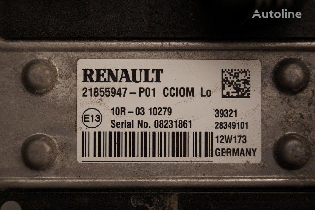 блок управления VOLVO FH4 EURO 6 emission, RENAULT T series RANGE, GAMA CCIOM, 2205375 для тягача VOLVO FH4, Renault RANGE, GAMA EURO6