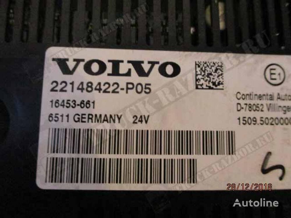 блок управления VOLVO дисплей (22148422) для тягача VOLVO