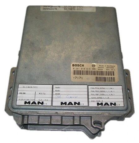 блок управления BOSCH (51116157171) для тягача MAN F2000