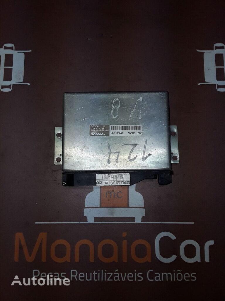 блок управления BOSCH 0265150351 , 1388035 для грузовика