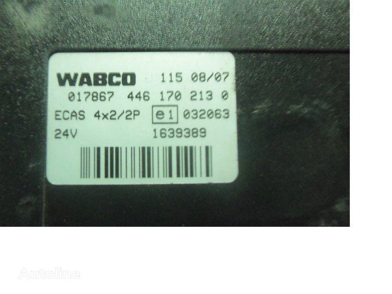 блок управления DAF 105 XF, ECAS electric control unit 1639389; 1657855, 1657854, 16 для тягача DAF 105XF