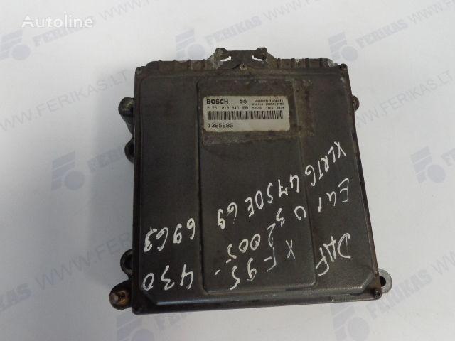 блок управления DAF ECU EDC Engine control 0281010045,1365685, 1684367, 1679021 (WOR для тягача DAF