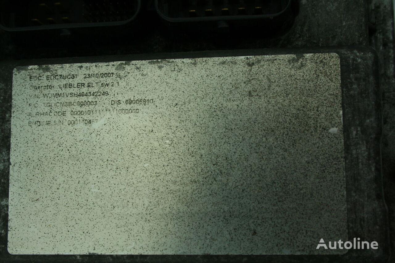 блок управления IVECO EDC7UC31 для тягача