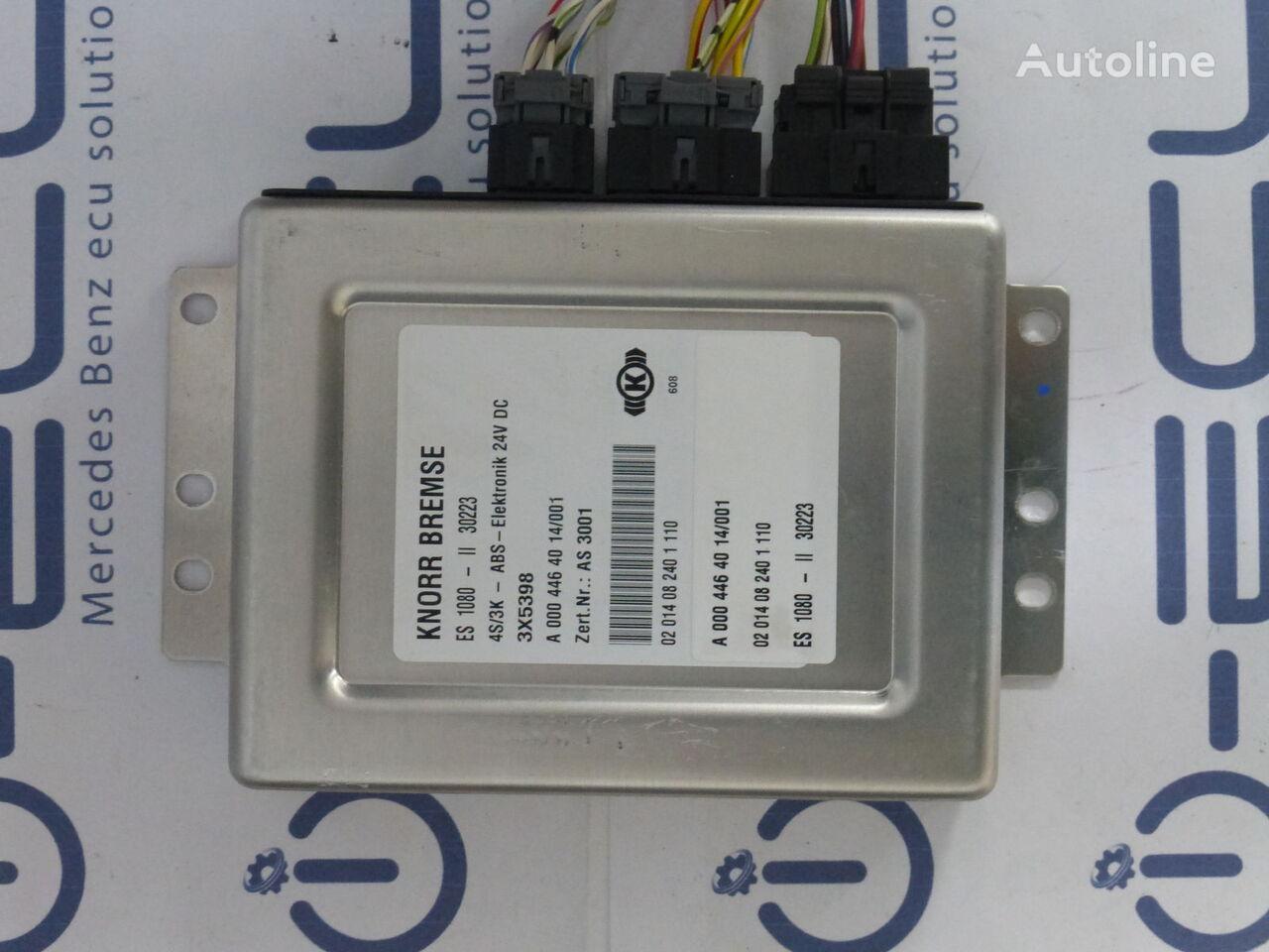 блок управления KNORR-BREMSE (ABS 0004464014) для грузовика MERCEDES-BENZ ATEGO