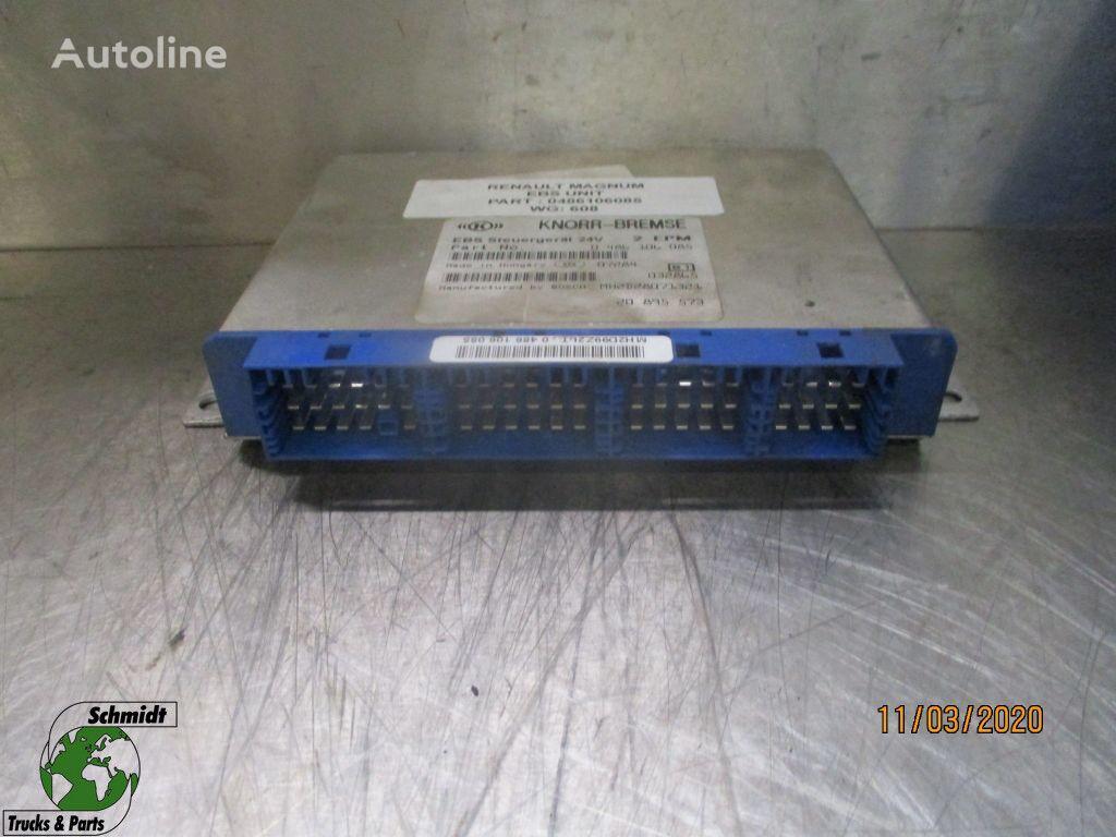 блок управления KNORR-BREMSE (0486106085) для грузовика MERCEDES-BENZ MAGNUM