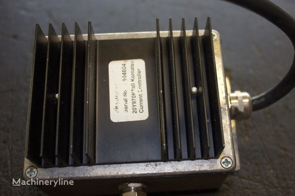 блок управления KOMATSU для экскаватора KOMATSU PC240LC-6