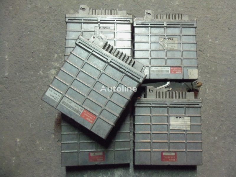 блок управления MAN 2,3,4 series ABS/ASR electronic control unit 81259356410, 046610 для тягача MAN
