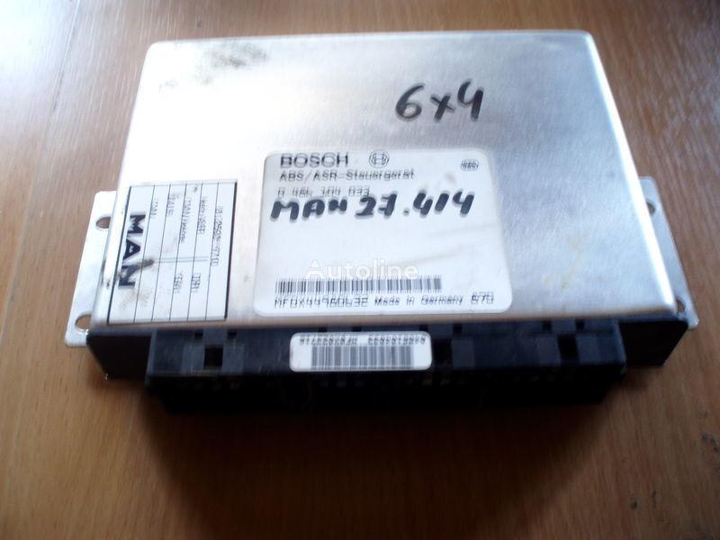блок управления MAN BOSCH 0486104033 ABS 81.25935.6710 для грузовика MAN 27.414