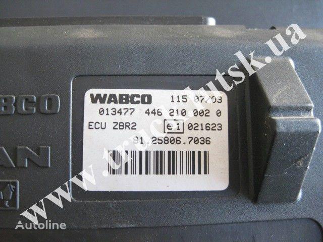 блок управления MAN ECU Wabco для грузовика MAN TGA