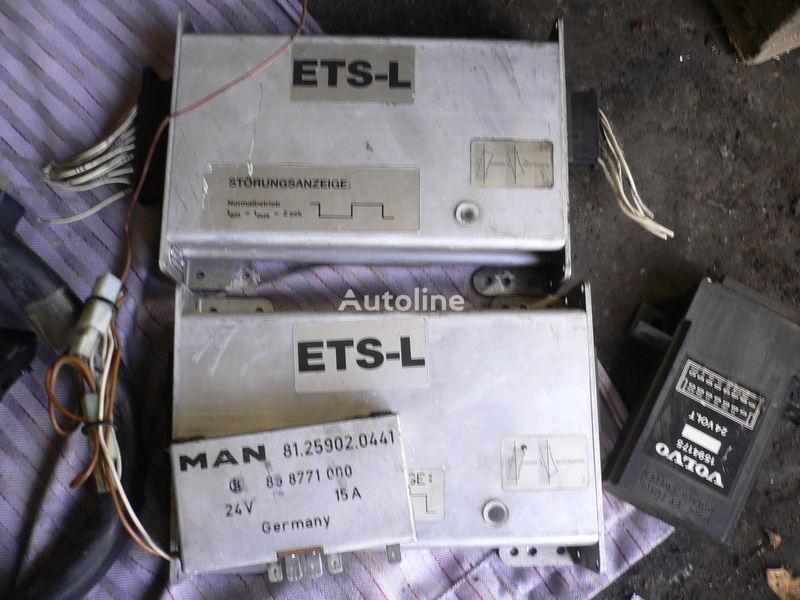 блок управления MAN ETS-L для автобуса MAN