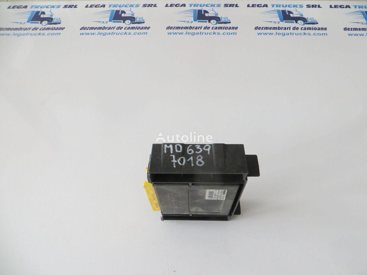 блок управления MD639 для тягача MAN TGA TGX
